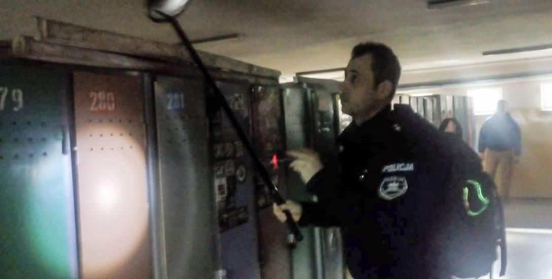 Nowosolskich policjantów wsparli funkcjonariusze z innych jednostek m.in. z Żar, Żagania, Zielonej Góry, Wschowy, Świebodzina oraz Gorzowa Wielkopol