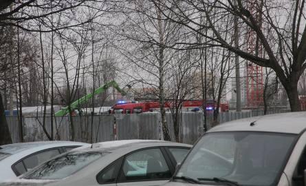 Do wypadku doszło w sobotę około godziny 7. Zdjęcie ilustracyjne.