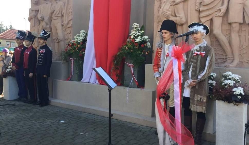 Film do artykułu: Końskie świętowały stulecie niepodległości Polski. Na czele pochodu... Józef Piłsudski [DUŻO ZDJĘĆ]