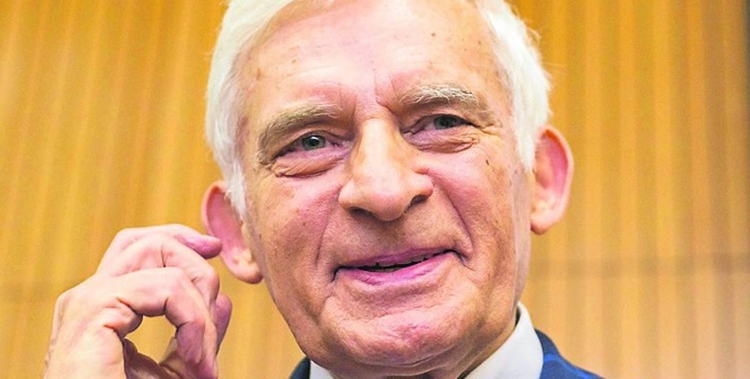 Jerzy Buzek jest posłem do Parlamentu Europejskiego od 2004 r.