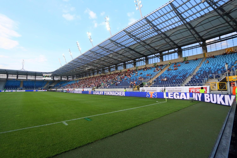 Zdjęcia z meczu Górnik Łęczna - Lechia Gdańsk [GALERIA]