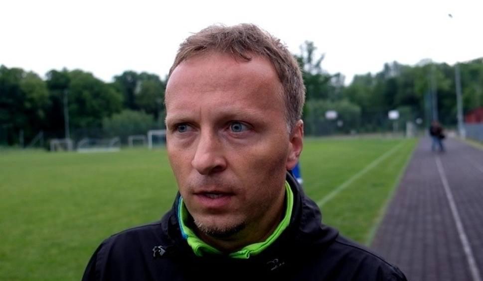 Film do artykułu: Tomasz Głąb, trener Izolatora Boguchwała: Byliśmy bliżej zwycięstwa niż Sokół Sieniawa. Brakowało nam szczęścia [WIDEO]