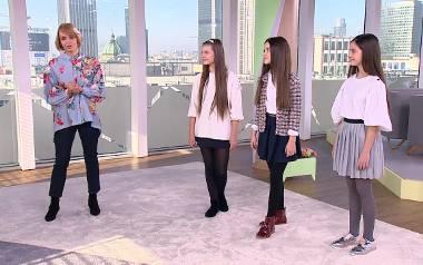 Jak modnie i tanio ubrać dziecko do szkoły? Zobaczcie propozycje stylistki