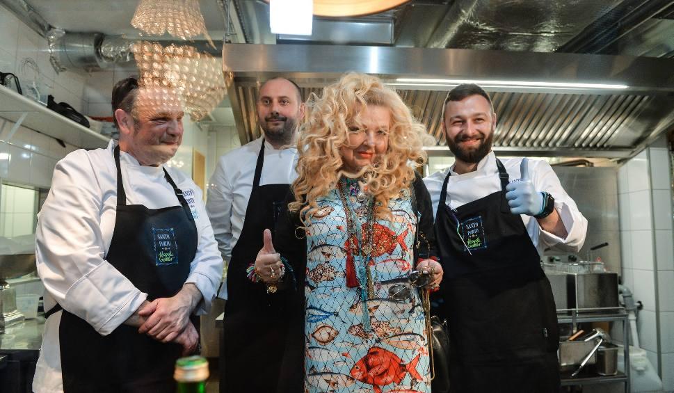 """Film do artykułu: """"Rybna restauracja, jakiej w Polsce jeszcze nie było"""". Magda Gessler oficjalnie otworzyła swój nowy lokal w Gdyni!"""