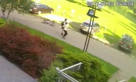 Rowerzysta podejrzany o brutalny atak nad Wartą zatrzymany!