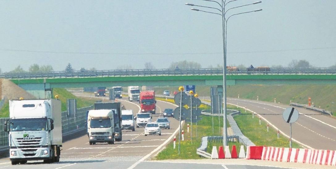 Autostrady. Siedem firm chce budować autostradę A1