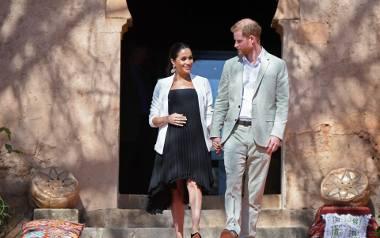 Royal baby: Wielka Brytania czeka na pierwsze dziecko Meghan Markle i księcia Harry'ego. Poród lada chwila
