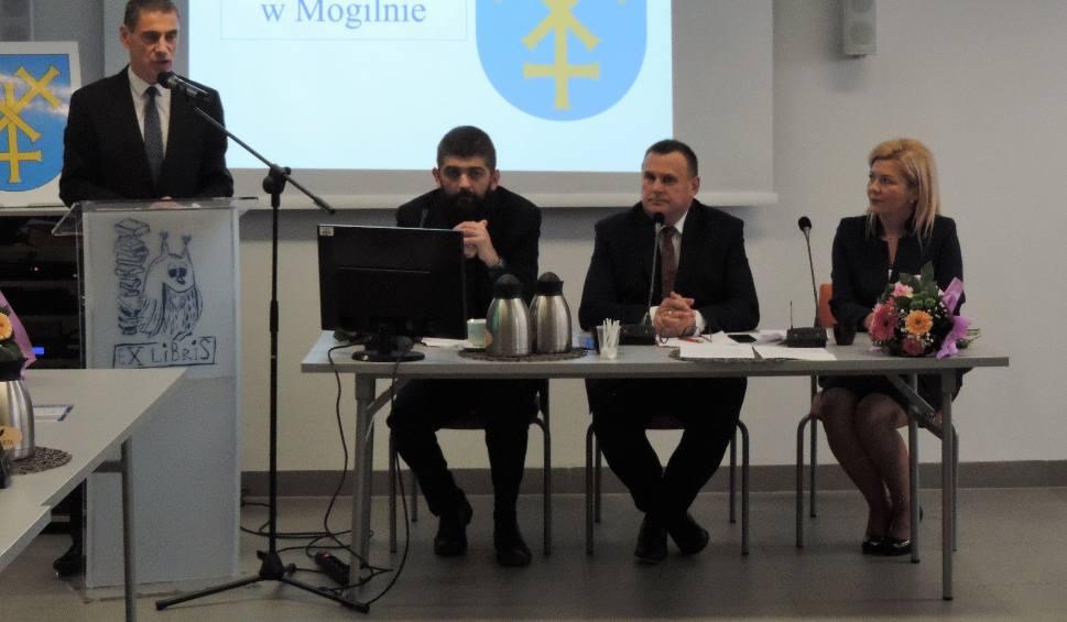 Film do artykułu: Radą miejską w Mogilnie będzie kierował Paweł Molenda