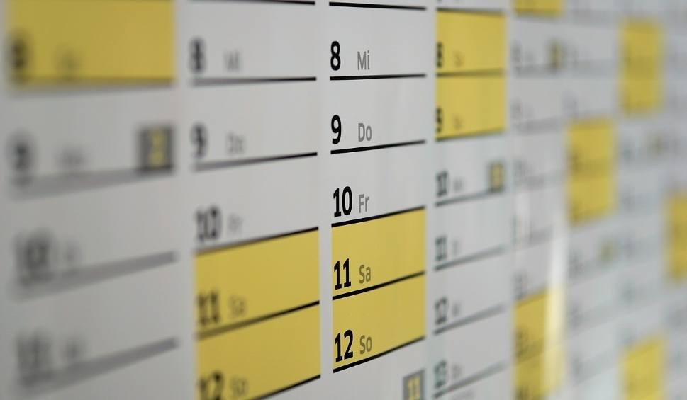 Film do artykułu: Dni wolne 2019 – sprawdź wolne dni w 2019 roku i zaplanuj długie weekendy! [KALENDARZ]