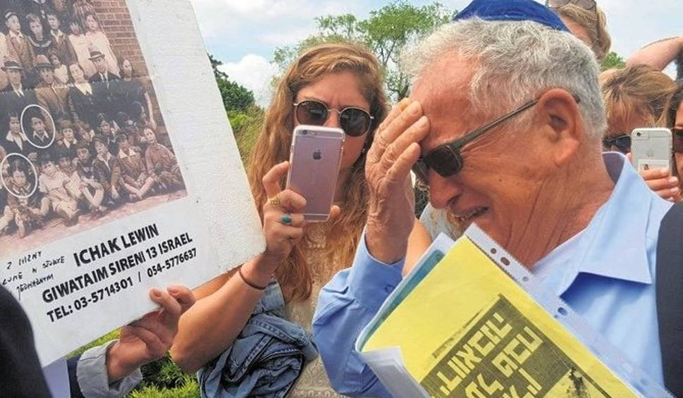 Film do artykułu: Jedwabne. Uroczystości ku czci ofiar w 75. rocznicę pogromu w Jedwabnem (wideo)