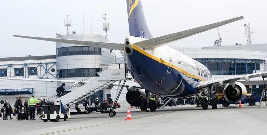 Gdzie obiecane 142 mln zł od ministra Sasina dla portu lotniczego w Goleniowie - pyta poseł Arkadiusz Marchewka