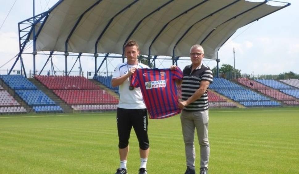Film do artykułu: Polonia Bytom ma nowego trenera. Domagała zastąpił Trzeciaka. Jest też nowy dyrektor sportowy