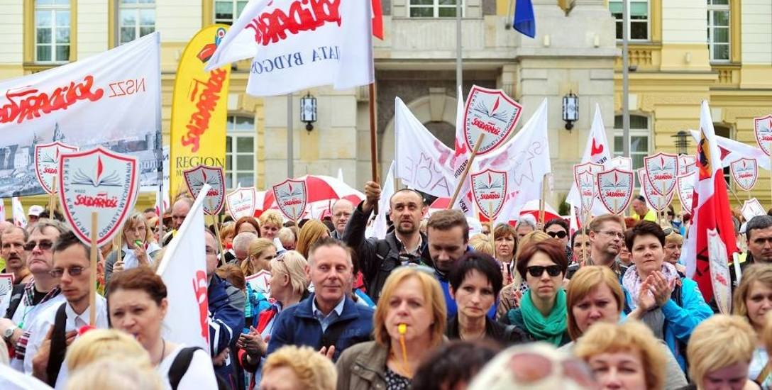Ogólnopolska manifestacja pracowników oświaty ma odbyć się w Warszawie 21 kwietnia. Wybiera się tam też ZNP z Pomorza