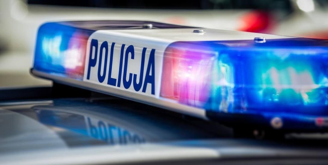 Policja zatrzymała podejrzanych