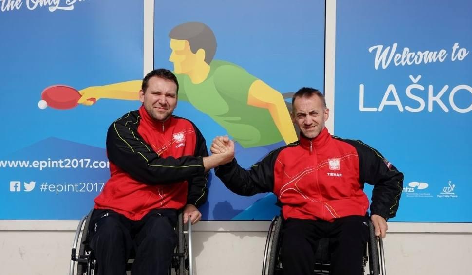 Film do artykułu: Krzysztof Żyłka, niepełnosprawny tenisista stołowy Jeziora Tarnobrzeg, z brązowym medalem mistrzostw