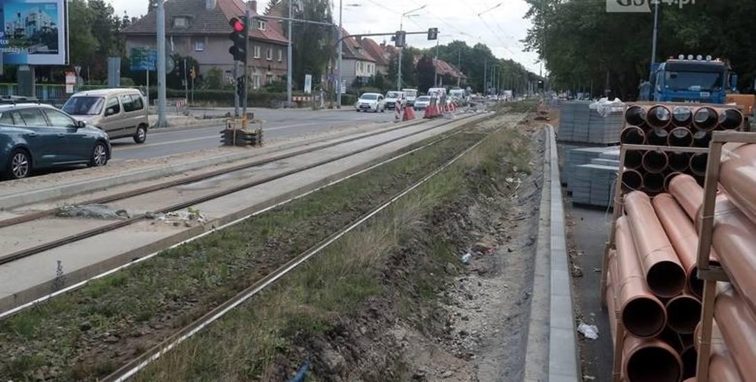 Najdłuższa aleja w Szczecinie polem projektów i sporów