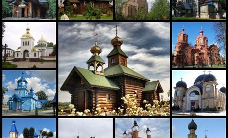 17 najpiękniejszych prawosławnych świątyń w Podlaskiem (zdjęcia)