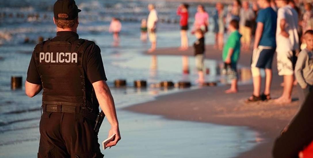 Turyści toną nad polskim morzem. Policja apeluje o rozsądek