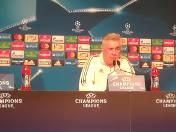 Carlo Ancelotti na konferencji przed meczem z PSG mówił m.in. o Robercie Lewandowskim