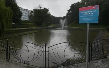 Zbiornik retencyjny Mokra Fosa
