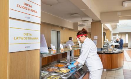 Sprawdziliśmy: w największych bydgoskich szpitalach pacjenci mają prawo wyboru dania, oczywiście w ramach zaordynowanej im diety.