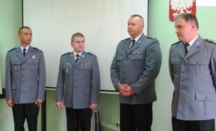 Nowy zastępca szefa KWP, mł. insp. Artur Malinowski jest teraz odpowiedzialny za nadzorowanie pionu kryminalnego.