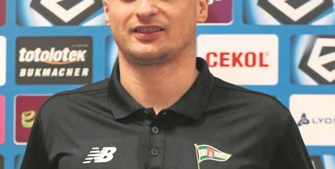 Sławomir Peszko, skrzydłowy Lechii Gdańsk, który przedłużył kontrakt do 2020 roku, mówi o swoich planach, celach i meczu z Wisłą Płock