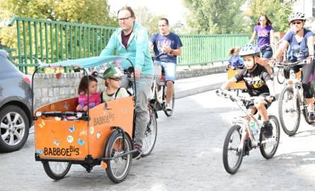 Zlot Cargo Bike, 9.09.2017, Wrocław.
