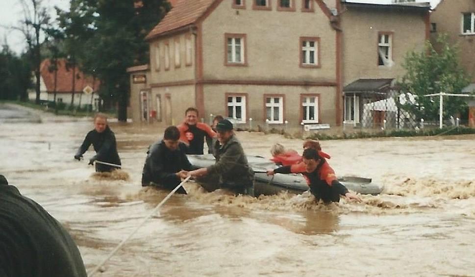 """Film do artykułu: """"Powódź Tysiąclecia"""" [ZOBACZ FILM DOKUMENTALNY]"""