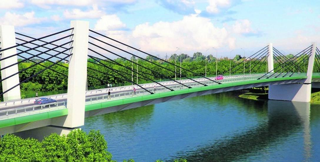 Tak ma wyglądać nowy most na Warcie. Po przebudowie będą mogły pod nim swobodnie przepływać m.in. lodołamacze