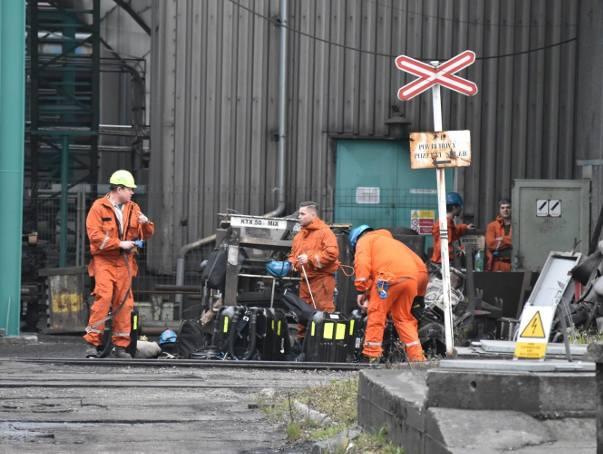W Stonawie nadal trwa akcja, która ma na celu wydobycie ciał polskich górników