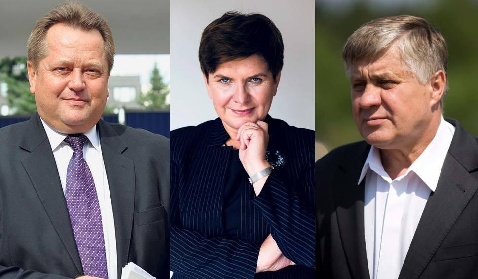 Film do artykułu: Nowy rząd 2015: Skład rady ministrów. Krzysztof Jurgiel i Jarosław Zieliński ministrami?