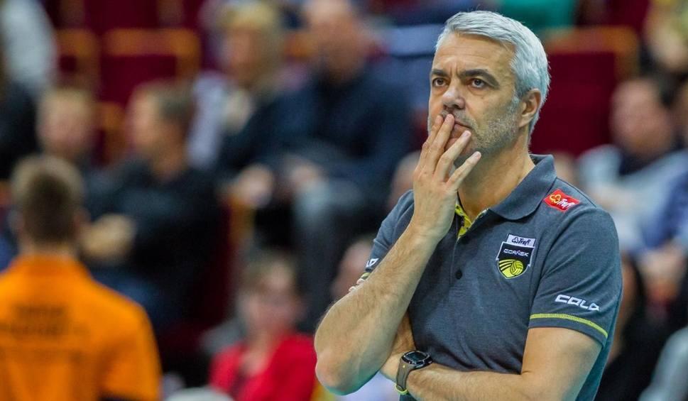 Film do artykułu: Andrea Anastasi, trener Trefla Gdańsk: To będą dla mnie wyjątkowe rozgrywki