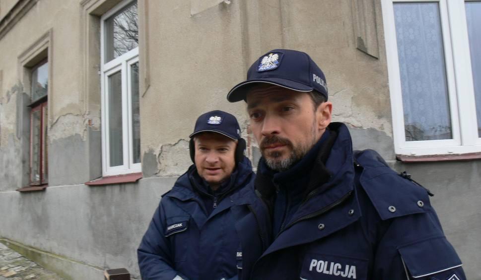 """Film do artykułu: """"Ojciec Mateusz"""" w Sandomierzu - dzień trzeci. Kolejne morderstwo na planie filmowym [WIDEO]"""