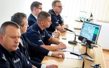 Znów mówi się o odejściu kujawsko-pomorskiego komendanta wojewódzkiego insp. Pawła Spychały (z lewej)