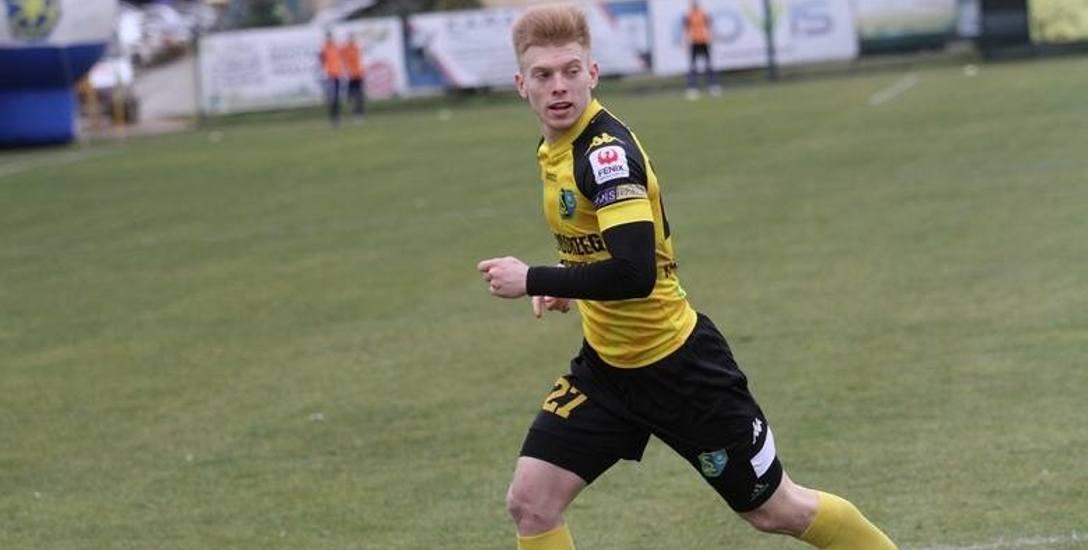 Kamil Kargulewicz jest ważnym ogniwem w zespole Grzegorza Opalińskiego