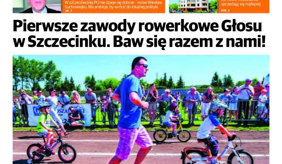 """Film do artykułu: Już w piątek nowy """"Głos Szczecinka"""" [wideo]"""