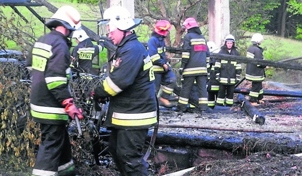 Film do artykułu: Nasi strażacy już na miejscu katastrofy. Będą usuwać drzewa