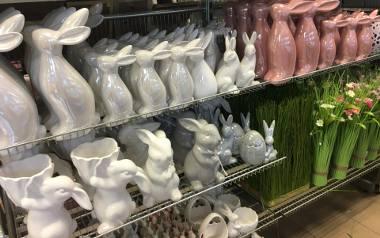 W  łódzkich sklepach już Wielkanoc - choć jeszcze się nawet nie skończył karnawał