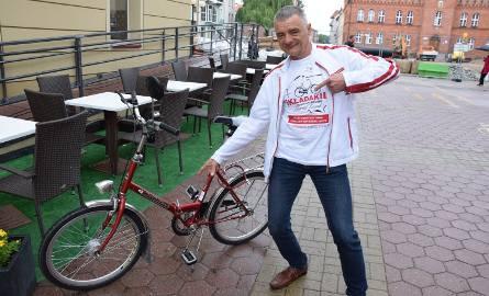 Andrzej Kowal czeka na wsparcie swojej inicjatywy