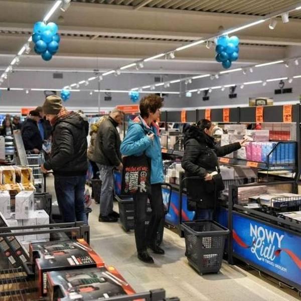 Pod koniec listopada w Poznaniu otwarto Lidla przy ul. Dymka 212