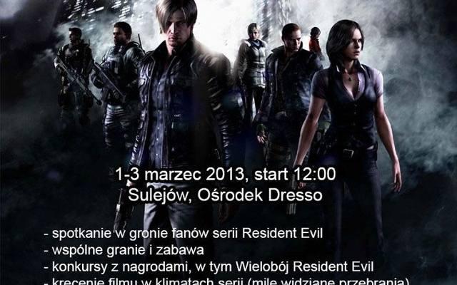 Zlot fanów serii Resident Evil