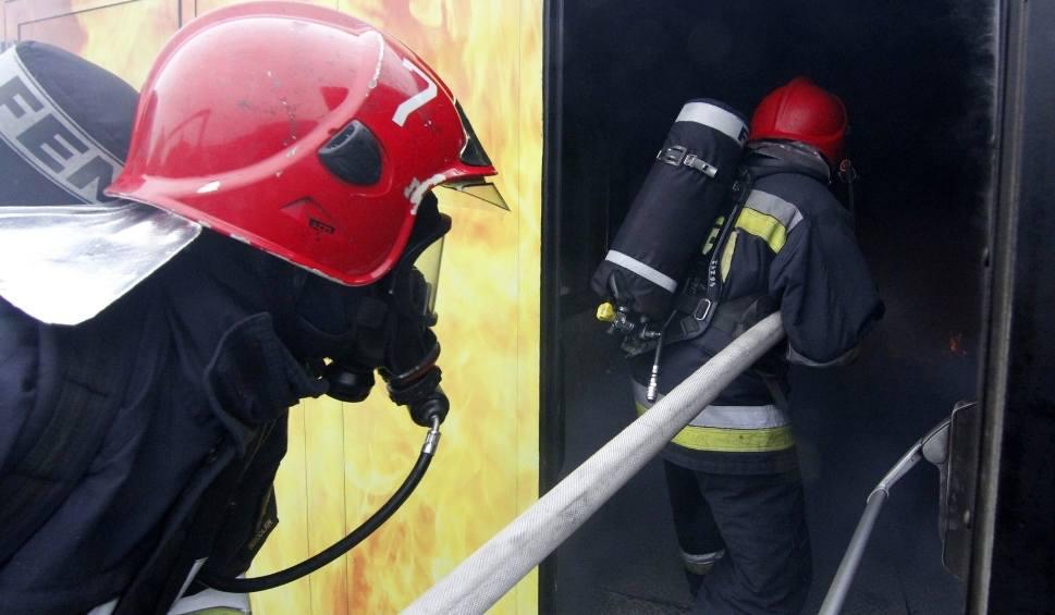 Film do artykułu: W Przemyślu powstanie komora dymowa dla strażaków. Właśnie podpisano umowę na realizację inwestycji wartej 2,5 mln zł