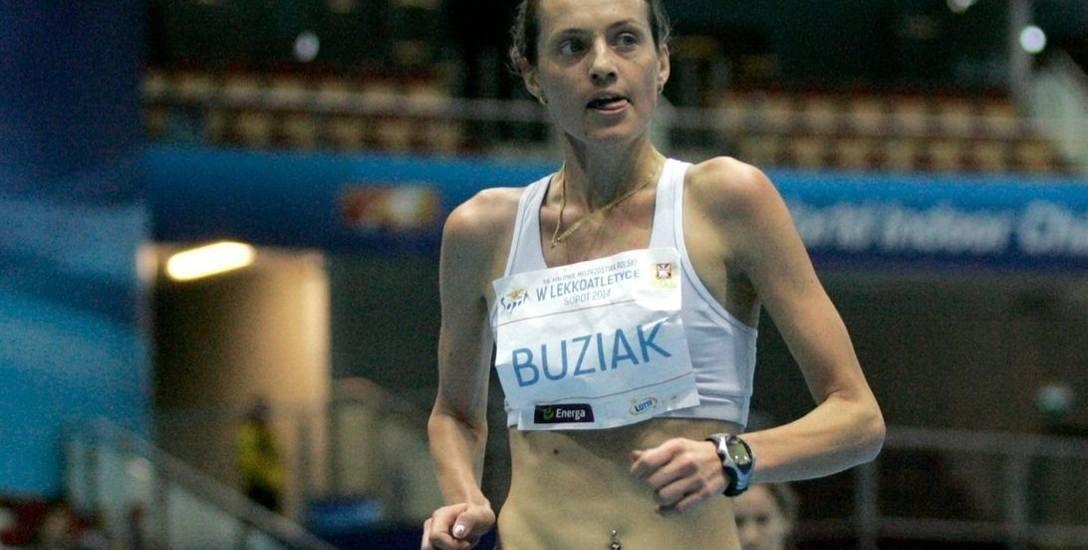 Paulina Buziak debiutowała w chodzie na 50 km.