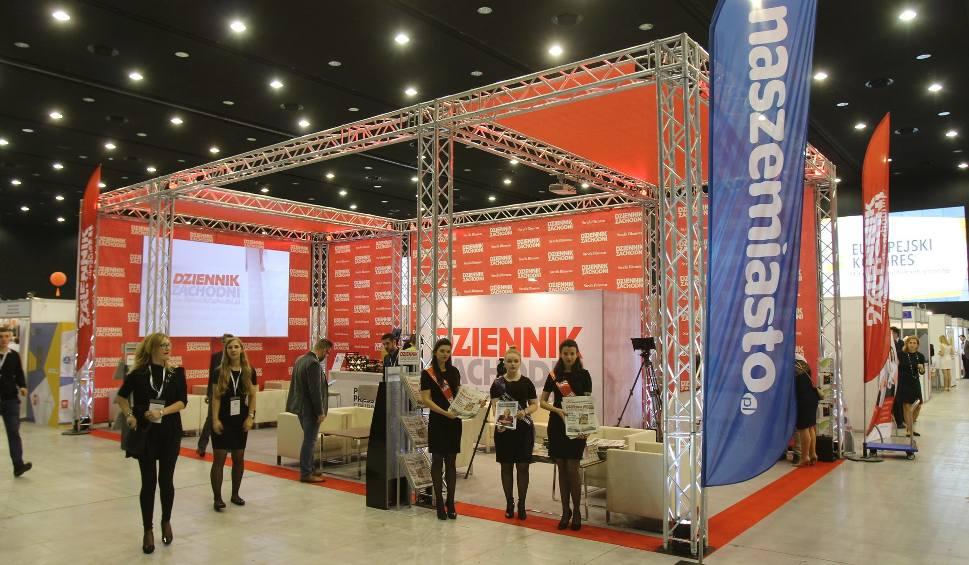 Film do artykułu: DZ obecny podczas Kongresu MŚP w Katowicach.Odwiedzajcie nasze stoisko!