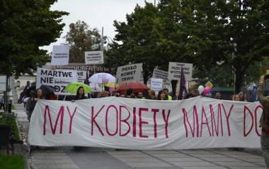 Manifestacja w Częstochowie