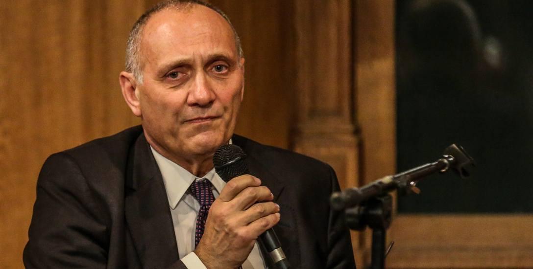 Prof. J. Jassem: - Konieczne są strategiczne rozwiązania