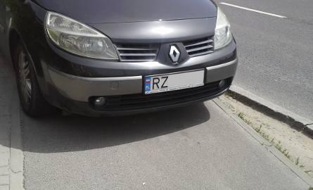 Rzeszów, ulica Okulickiego.