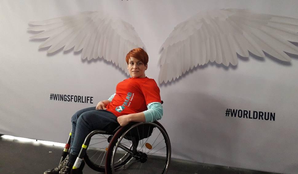 Film do artykułu: Wings for Life. Anna Sułkowska z Bydgoszczy mistrzynią Polski w biegu na wózku [zdjęcia]