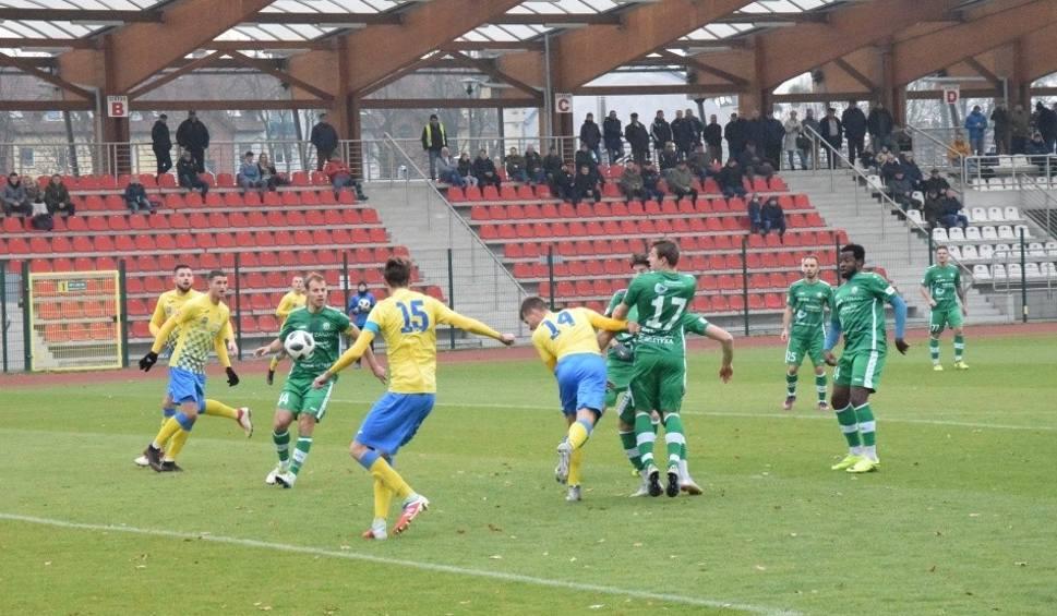 Film do artykułu: 3 liga piłkarska. Stal Brzeg - Górnik Polkowice 0-1